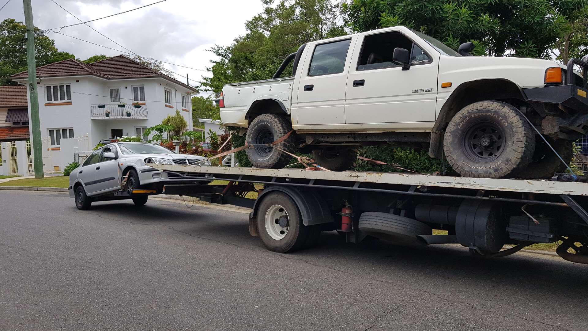 4wd tow Cash for Cars Sunshine coast Car removal Caloundra maroochydore noosa